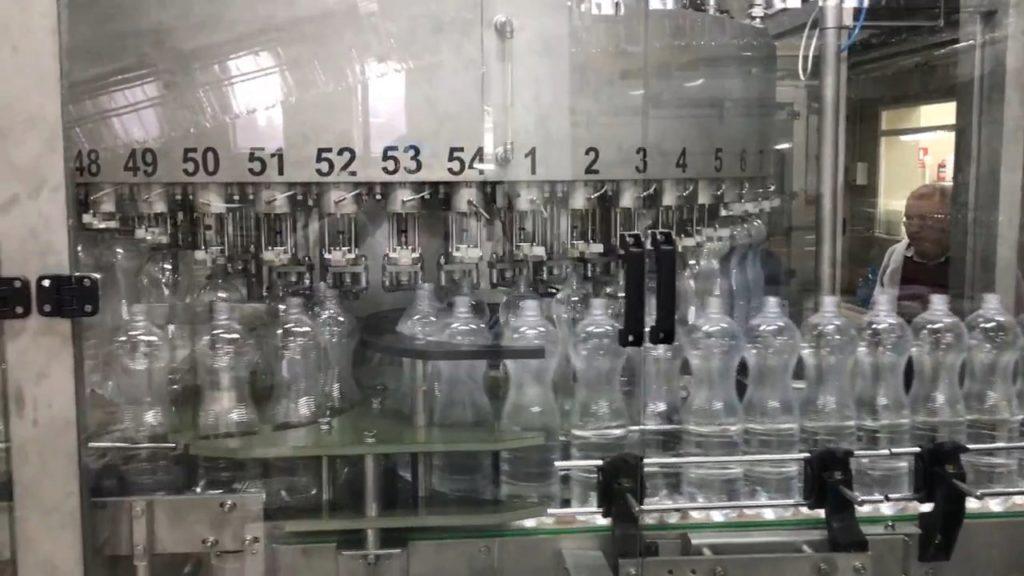 Водоподготовка для пищевого производства и линий розлива